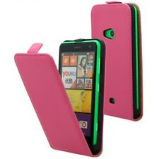 ETUI simili CUIR COQUE SLIM HOUSSE FLIP CASE FINE ROSE Pr NOKIA LUMIA 625