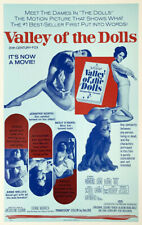 Valley Of The Dolls Benton window card