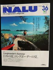 NALU MAGAZINE 2003 #36 SURFING HAWAII SURFER LONGBOARD