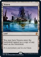 Vesuva x1 Magic the Gathering 1x Time Spiral Remastered mtg card