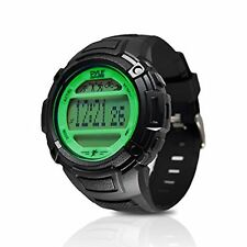 NEW Pyle PAST44GN Unisex Digital Multifunction Sports Watch Steps/Calories GREEN