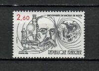 s25318) FRANCE 1982 MNH** Robert Koch 1v