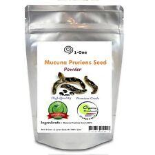 Mucuna Pruriens Seed Powder Viaga L-dopa Organic Thai Herb 1,000 grams / 1 KG