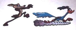 Roadrunner & Coyote Vinyl Decal Sticker Road Runner Right 6017