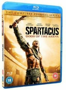 Spartacus - Gods Of The Arena [Blu-ray]