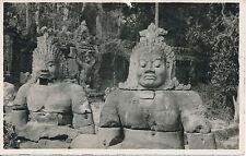 INDONESIE c. 1930 - Temple Sculptures Divinités - PP 148
