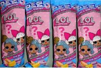 LOL Surprise Pez Dispensers - New 2019 - Lot of 4 - Great Stocking Stuffers!