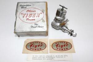 Very Rare 1954 Oliver Tiger Mk.III / 2.5cc Diesel Model Engine.