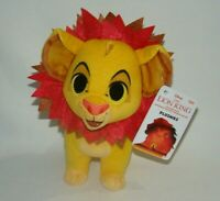 Disney Funko Disney Lion King Simba w/ Leaf Mane Plushies Plush New NWT