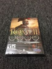 Total War: Rome 2 PC DVD Brand New Factory Sealed