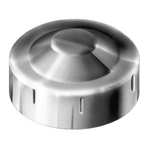 Fence Fitting Tube Cap Metal External