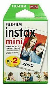 Fujifilm INSTAX Mini Instant Film Twin Pack-Open box (White)