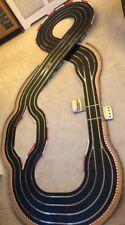 Scalextric Digital 4 Lane Layout con 3 modulatori di corsia/LAP COUNTER & 4 AUTO