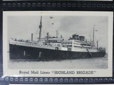 No.14 R.M.M.V. HIGHLAND BRIGADE - Steam Ships - Murray Sons & Co Ltd 1939