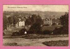 Vintage postcard. The common, Tunbridge Wells, Kent. 1920