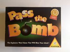 Pass The Bomb   Word Game   Piatnik  1994   Game has been Tested