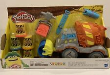 WONDERFUL PLAY-DOH MAX THE CEMENT MIXER PLAYSET NEW IN BOX