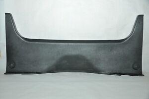 2008-2013 INFINITI G37 Rear Trunk Scuff Plate Trim Plastic OEM 84992-JK000
