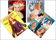 Mini  'Playboy'  Magazine - Barbie Fashion Doll size 1:6 playscale OPENING