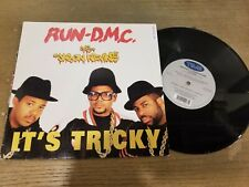 Run-DMC vs. Jason Nevins ‎– It's Tricky - 10' Record   G+ G+