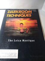 DARKROOM & CREATIVE CAMERA TECHNIQUES JULY/AUGUST  1995