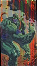 """WILDC.A.T.S COVERT ACTION TEAM MAUL P5 1994 HOLOCHROME CHASE CARD 2.5"""" X 4.5"""""""