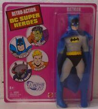 """Batman Retro-Action DC Super Heroes 8"""" Figure """"Mego"""" Mattel Justice League"""