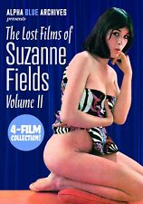THE LOST FILMS OF SUZANNE FIELDS-Volume 2-FOUR FILM COLLECTION!