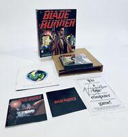 Blade Runner Pc Game Windows 95 CD Rom Big Box with Inserts
