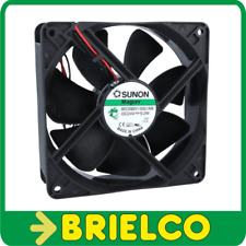 VENTILADOR TERMOPLASTICO 24VDC 9.2W 120X120X38MM 3100 ROTAC/MIN 2 CABLES BD11367