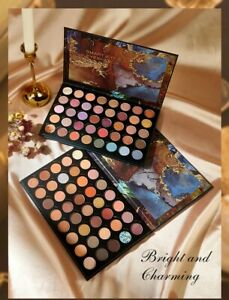 Stunning Makeup Palette Eyeshadow, Beautiful Makeup For Any Occasion.