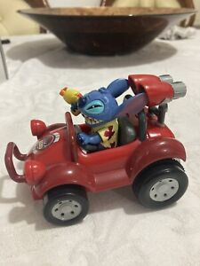 Disney Lilo And Stitch Pull Back Buggy
