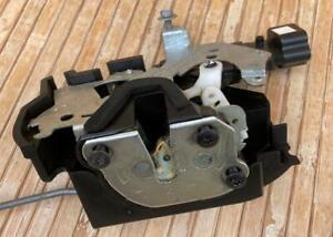 Hummer H3 Rear Tailgate Latch Lock Actuator 06-10 Hatch Rear Door Tail Gate OEM