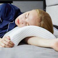 US Memory Foam Orthopedic Neck Pillow Slow Rebound Neck Protection Soft Cervical
