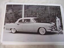 1956 DODGE  ROYAL LANCER  2DR HARDTOP 11 X 17  PHOTO PICTURE