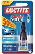 LOCTITE Super Glue, Universal Adhesive, Precision Nozzle, 50% Extra Free (7.5g)