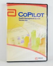 CoPilot Health Management System Version 4.0 Abbott Windows XP PC CD