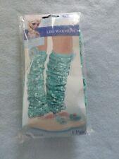 Disney Frozen ELSA Child's Leg Warmers Size 4-6 ~ NEW ~ Fast Shipping!