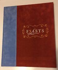 Three Feasts Wine Journal Book Rule29 Wine Tasting History Great Gift Item!