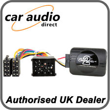 Connects2 CTSBM003.2 Stalk Adapter for BMW 3 / 5 / 7 Series / X5 / Mini