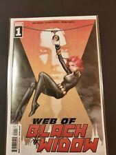 Web of Black Widow #1 (2019) Nm Marvel Comics 1st Print