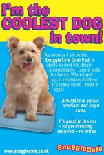 SnuggleSafe Cool Pad coolpad for dogs and cats