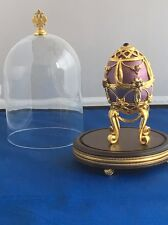 Franklin Mint House of Faberge Gem set Egg