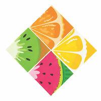 Tutti Frutti Beverage Napkins - Party Supplies - 16 Pieces