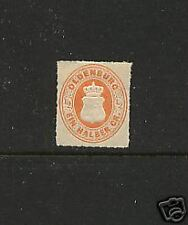 Oldenburg   16  Mint     catalog  $150.00