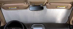 1998-2001 Jaguar XJ8 L Custom Fit Sun Shade