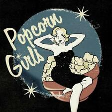 POPCORN GIRLS Various Artists NEW & SEALED 50s & 60s Soul R&B CD Northern Soul