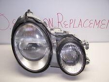 1998-2003 Mercedes CLK320 CLK430 OEM Xenon R/S Headlight Complete *NO BRKN TAB*2