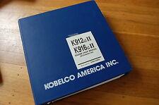 KOBELCO K912 k916 Mitsubishi 6D2 Diesel Engine Service Repair Overhaul Manual