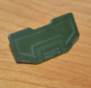 Vintage G1 TRANSFORMERS Onslaught Chest Piece Armor Accessory 1980s Retro